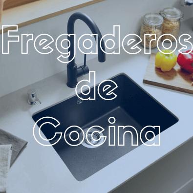 fregaderos de cocina